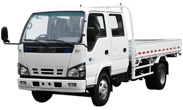 轻卡600P